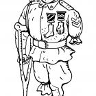 Награждённый солдат, Бондаренко Дмитрий