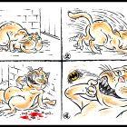 Кот и мышь, Бондаренко Дмитрий