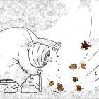 Старушка и осень, Алёшин Игорь