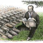 Кладбище книг, Кустовский Алексей