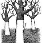 Побелка деревьев, Гурский Аркадий