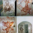 Фрески в интерьере, Бибишев Вячеслав