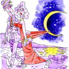 Прогулка под луной, Гуцол Олег