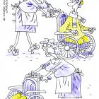 Инвалидная коляска, Гуцол Олег