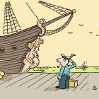 Прощание моряка, Александров Василий