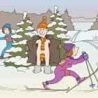 Маньяк на лыжне, Иванов Владимир
