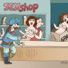 В секс-шопе, Иванов Владимир