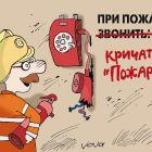 При пожаре кричать, Иванов Владимир
