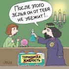 Приворотное зелье, Иванов Владимир