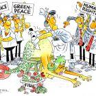 Зеленые и правозащитники, Гуцол Олег
