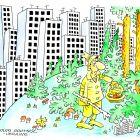 Города как грибы, Гуцол Олег