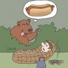 Хот-дог для медведя, Иванов Владимир