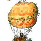 Воздушный шар, Яковлев Александр
