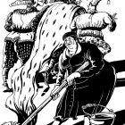 Король и уборщица, Туровская Марина