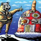 Рукавичка и медведь, Туровская Марина