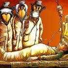 Обезьяны-врачи, Туровская Марина