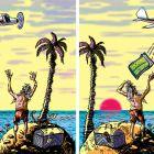 Робинзон на пенсии, Туровская Марина