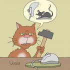 Кот и мышка, Иванов Владимир