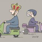 Королевский шлем, Иванов Владимир