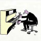 Человек и пианино, Кинчаров Николай
