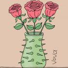Розы без шипов, Иванов Владимир