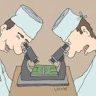 Игры микробов, Иванов Владимир