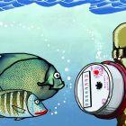 Рыбы и счётчик воды, Лукьянченко Игорь
