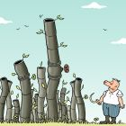 Выросли трубы, Александров Василий