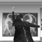 Скандал в музее, Богорад Виктор