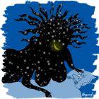 Чёрная женщина ночь, Богорад Виктор