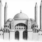 мечеть, Далпонте Паоло