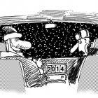 Новогоднее такси, Богорад Виктор