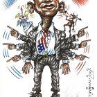 Барак Обама, Смаль Олег