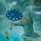 спасение Европой, Локтев Олег
