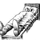 двое в постели, Гурский Аркадий