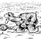 Лесоруб и ёлка, Бондаренко Дмитрий