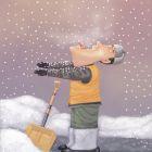 Первый снег, Попов Андрей