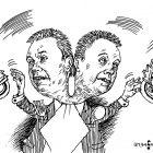 Двуглавый Янукович, Смаль Олег