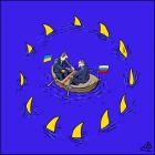 В лодке, Дубинин Валентин