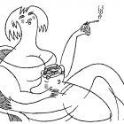 Жертва пассивного курения, Светозаров Георгий