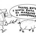 Свинья-это сало,это пища, Кинчаров Николай