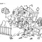 Роботы, Воронцов Николай