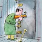 Дверь, Воронцов Николай