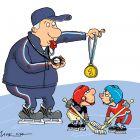 Медаль, Воронцов Николай