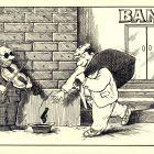 Грабитель банка, Семеренко Владимир