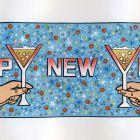 Новогодняя открытка, Семеренко Владимир