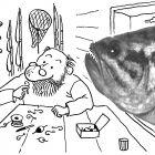 Рыба в избу, Александров Василий