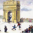 Триумфальная арка, Семеренко Владимир