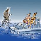 встреча на воде, Макаров Игорь