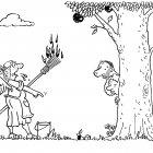 Уборщица в Раю, Александров Василий